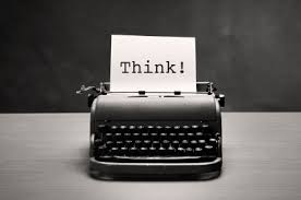type-think
