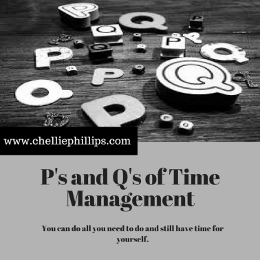 P's and Q's of Time Management